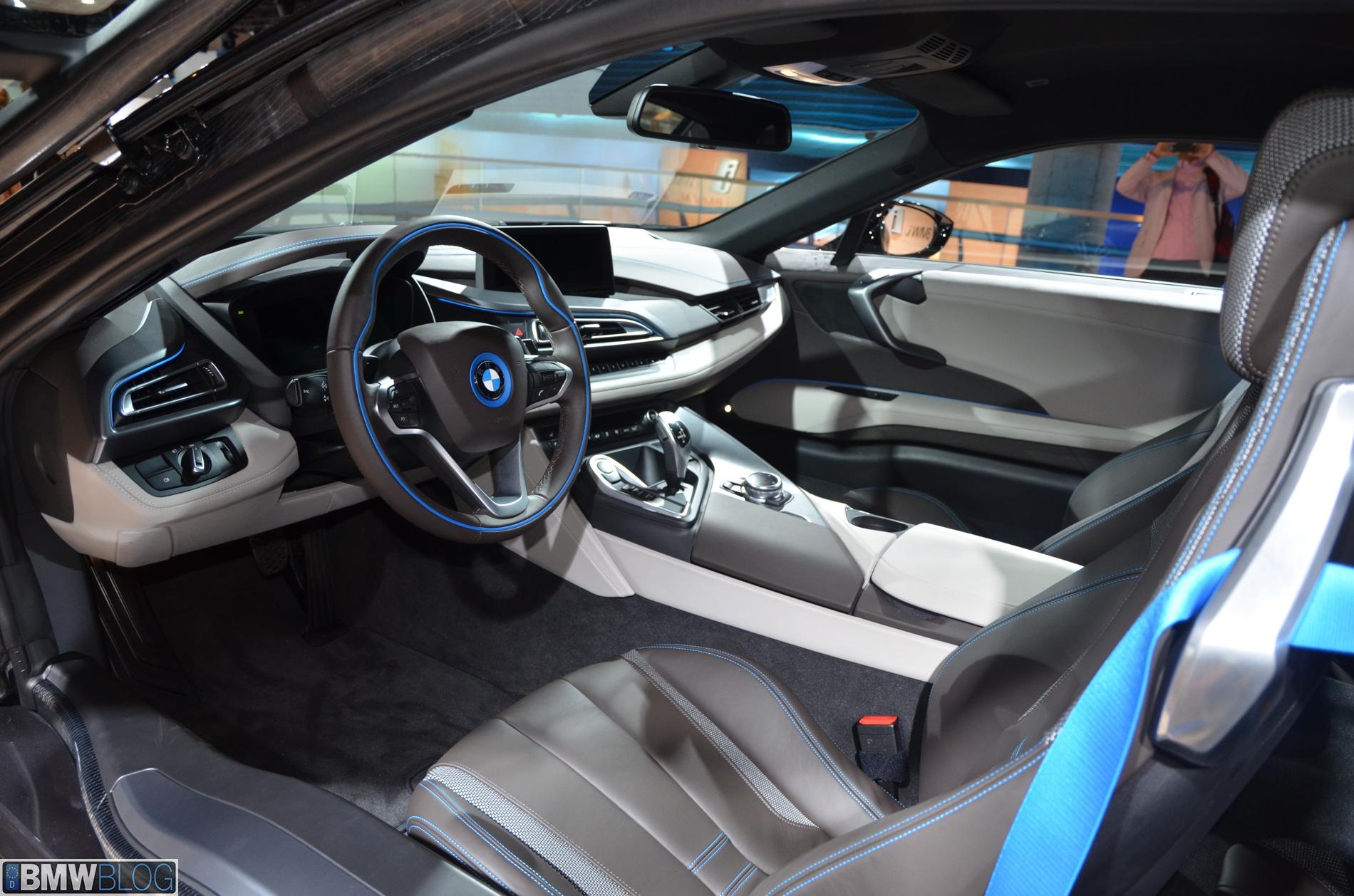 New Bmw I8 Photos From 2013 Frankfurt Auto Show