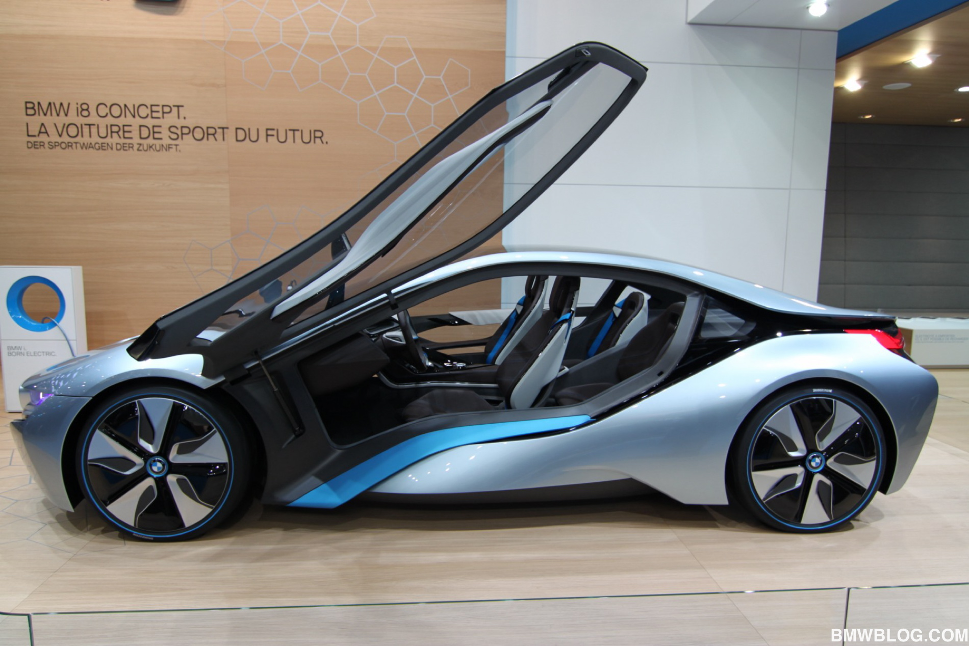 2012 Geneva Motor Show Bmw I8 Photo Gallery