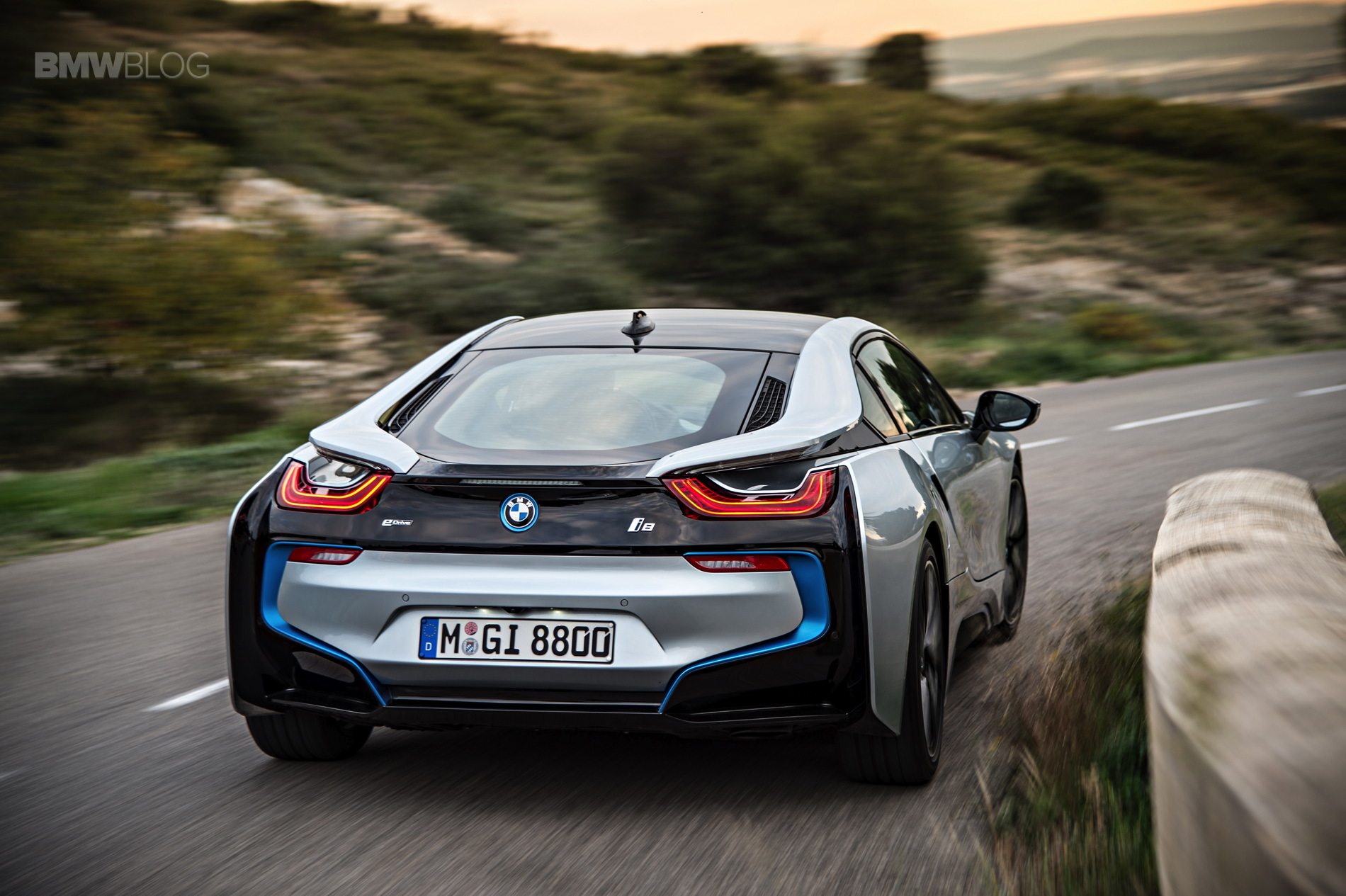 Bmw I8 Wins Top Gear Car Of The Year