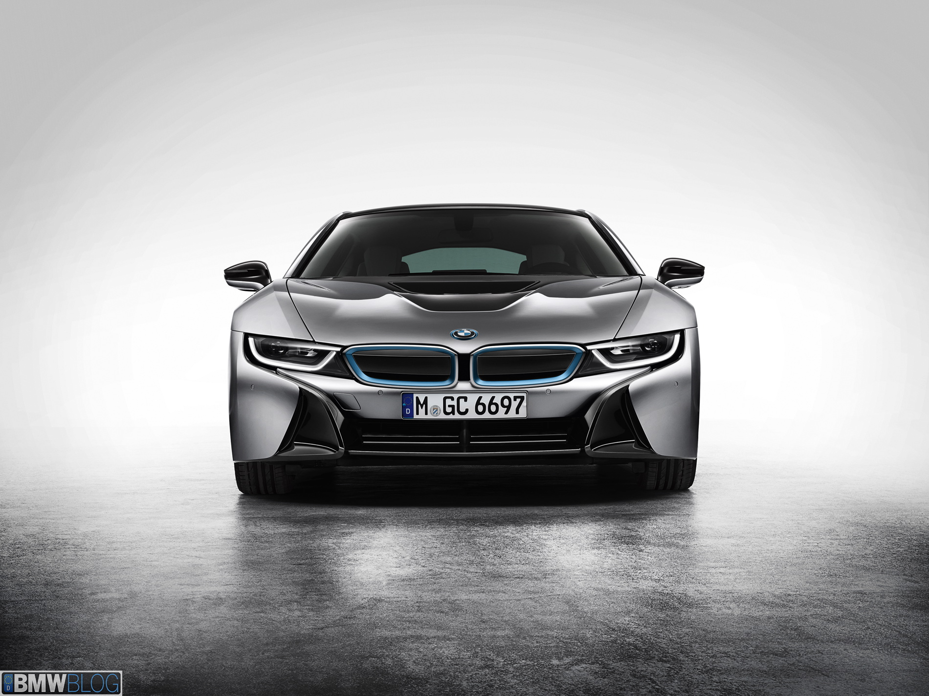 Bmw I8 Official Images 09