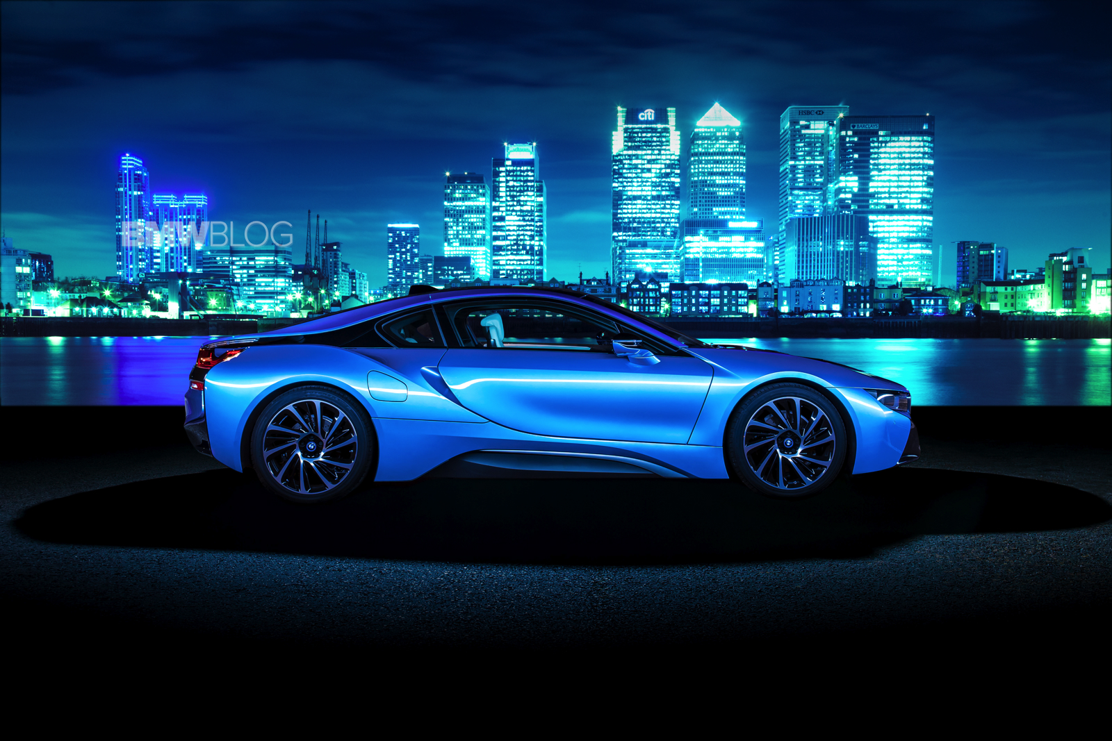 bmw i8 protonic blue 3