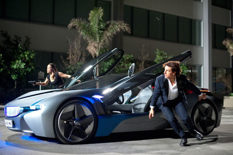 Bmw I8 Tom Cruise 750x500