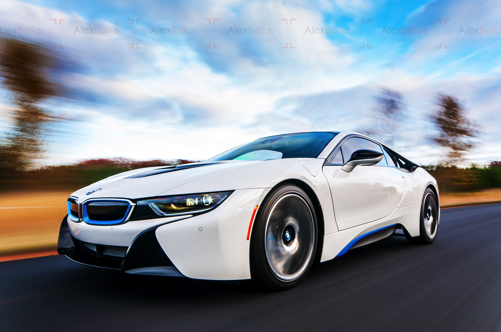 Rapper Bow Wow Gets A Bmw I8 As A Gift