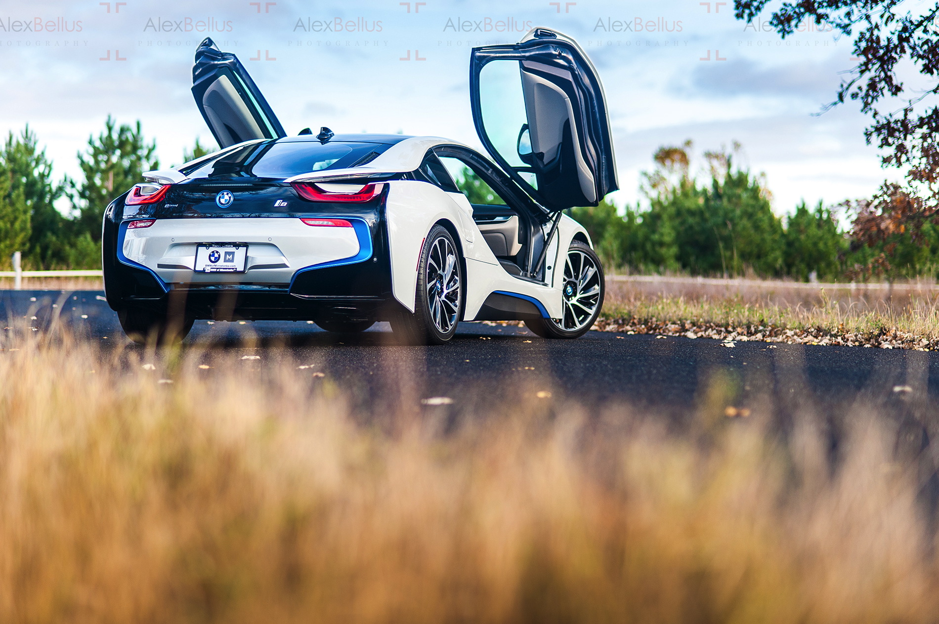 Bmw I8 Amazing Photo Gallery