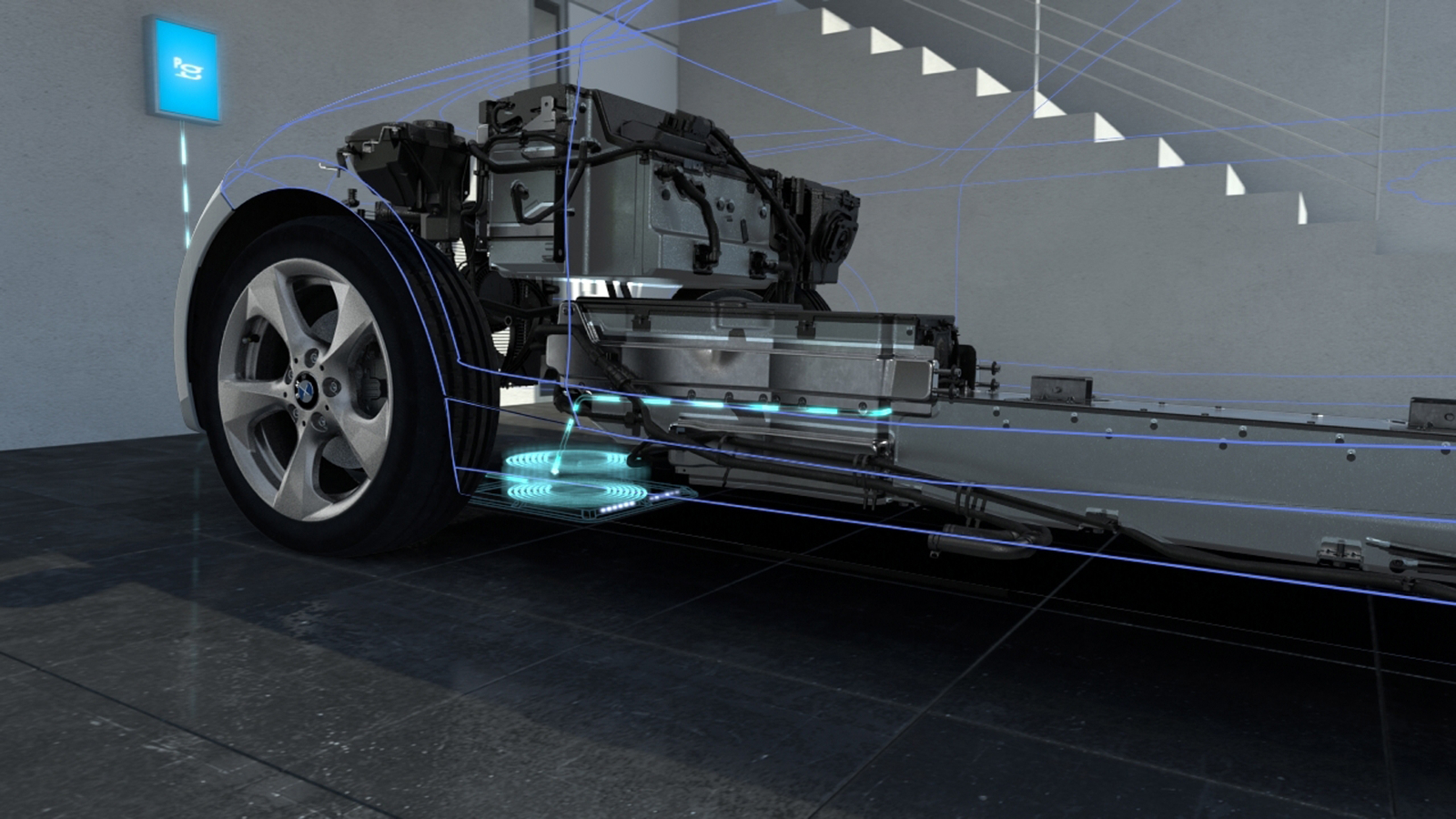 bmw inductive charging 8