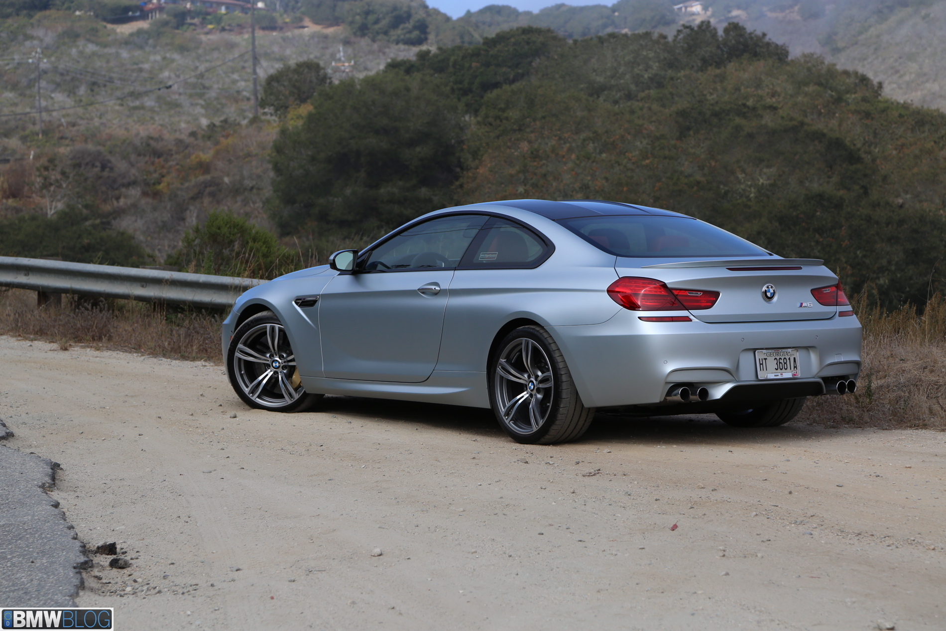 2013 BMW M6 Coupe Test Drive