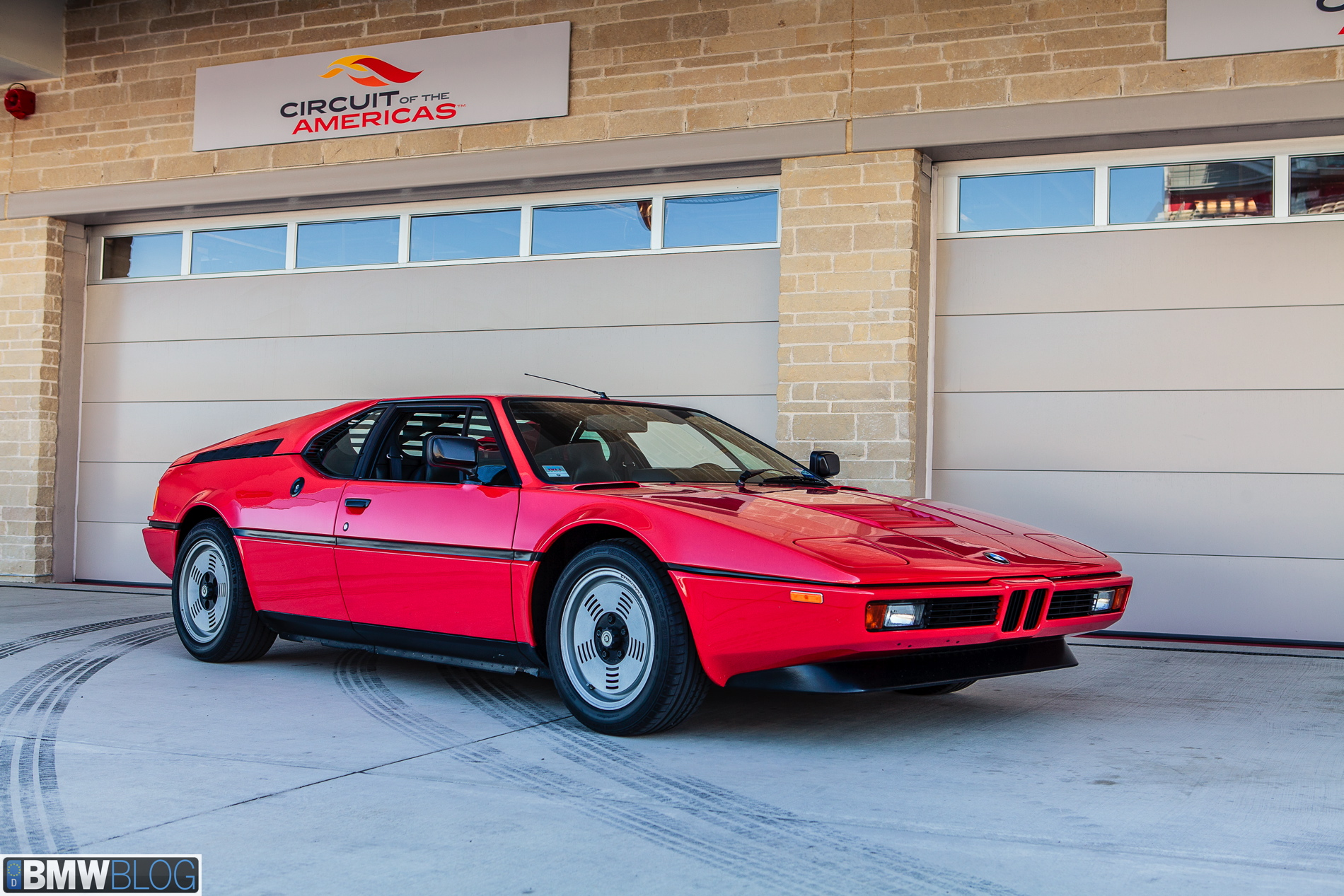 The Bmw M1 The Supercar With A Sad History