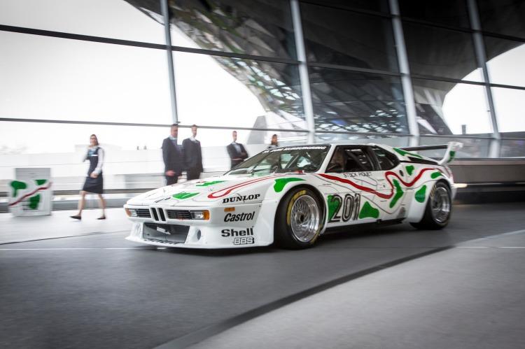 bmw m1 procar nurburgring 750x499
