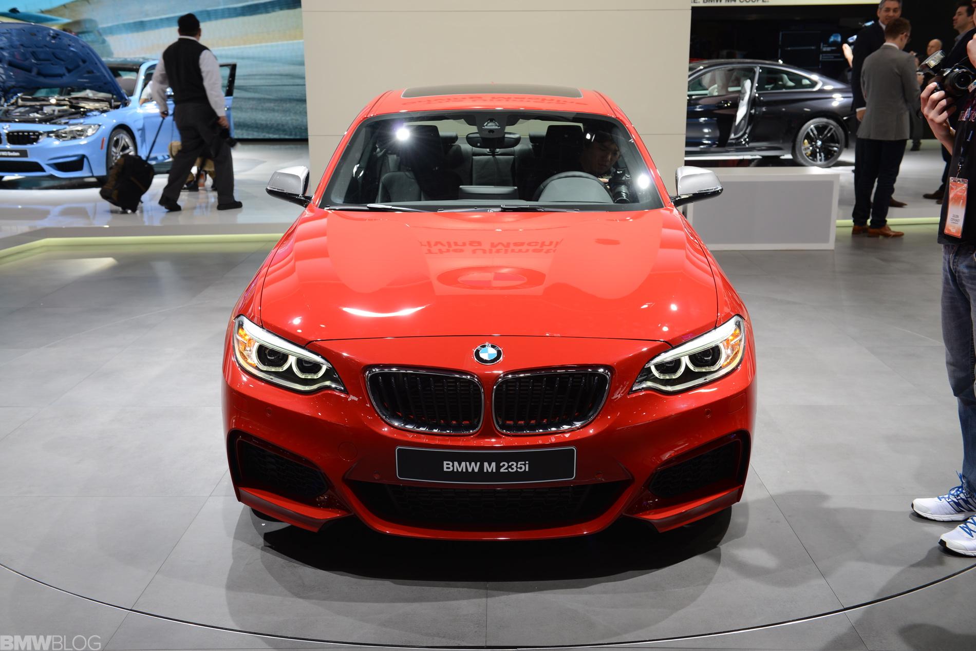 bmw m235i detroit auto show images 06