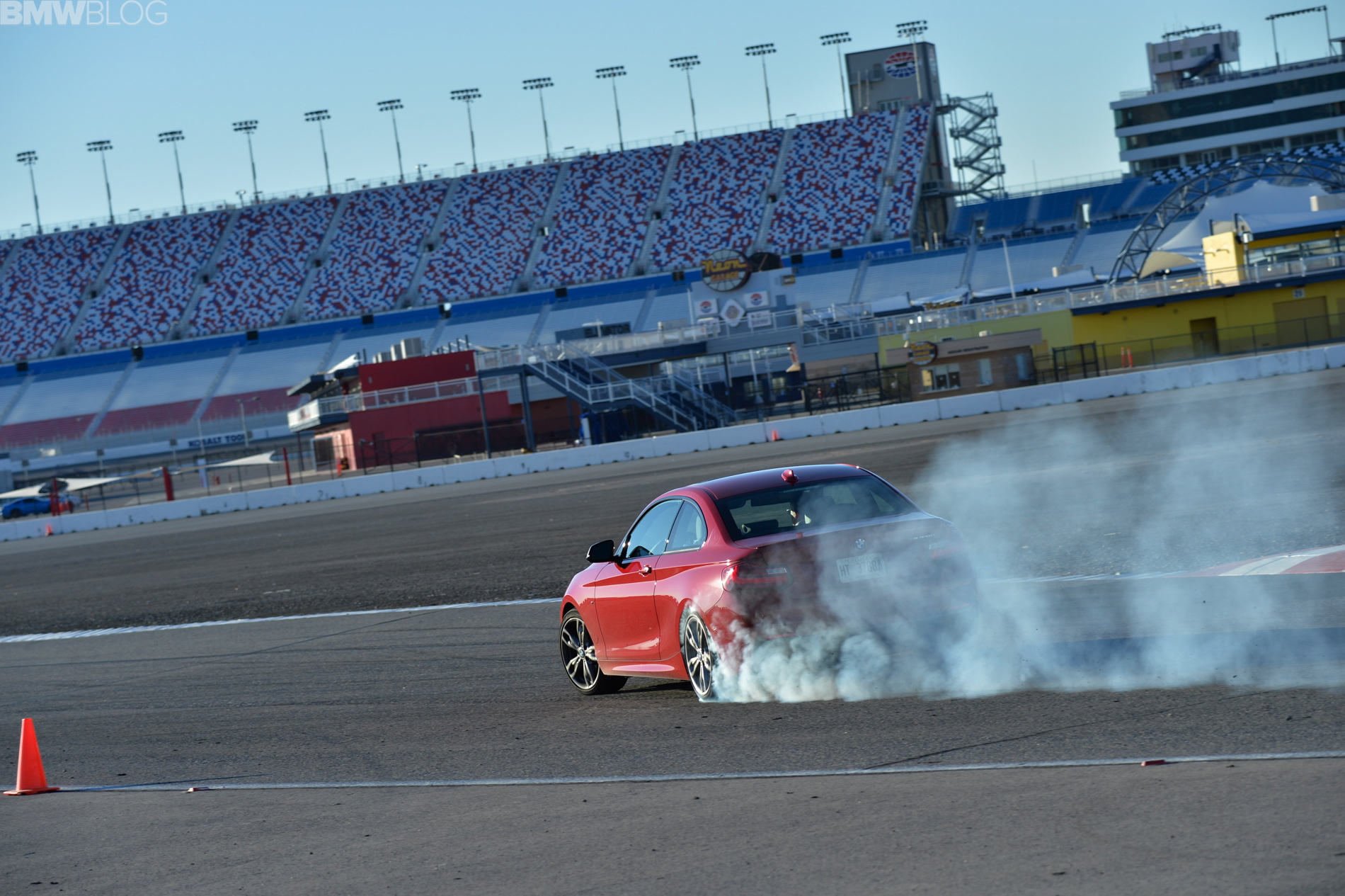 BMW's Ultimate Driving Experience: Nationwide Behind-the