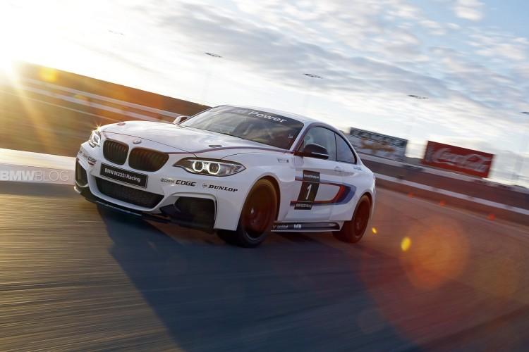 bmw m235i race car track 08 750x500