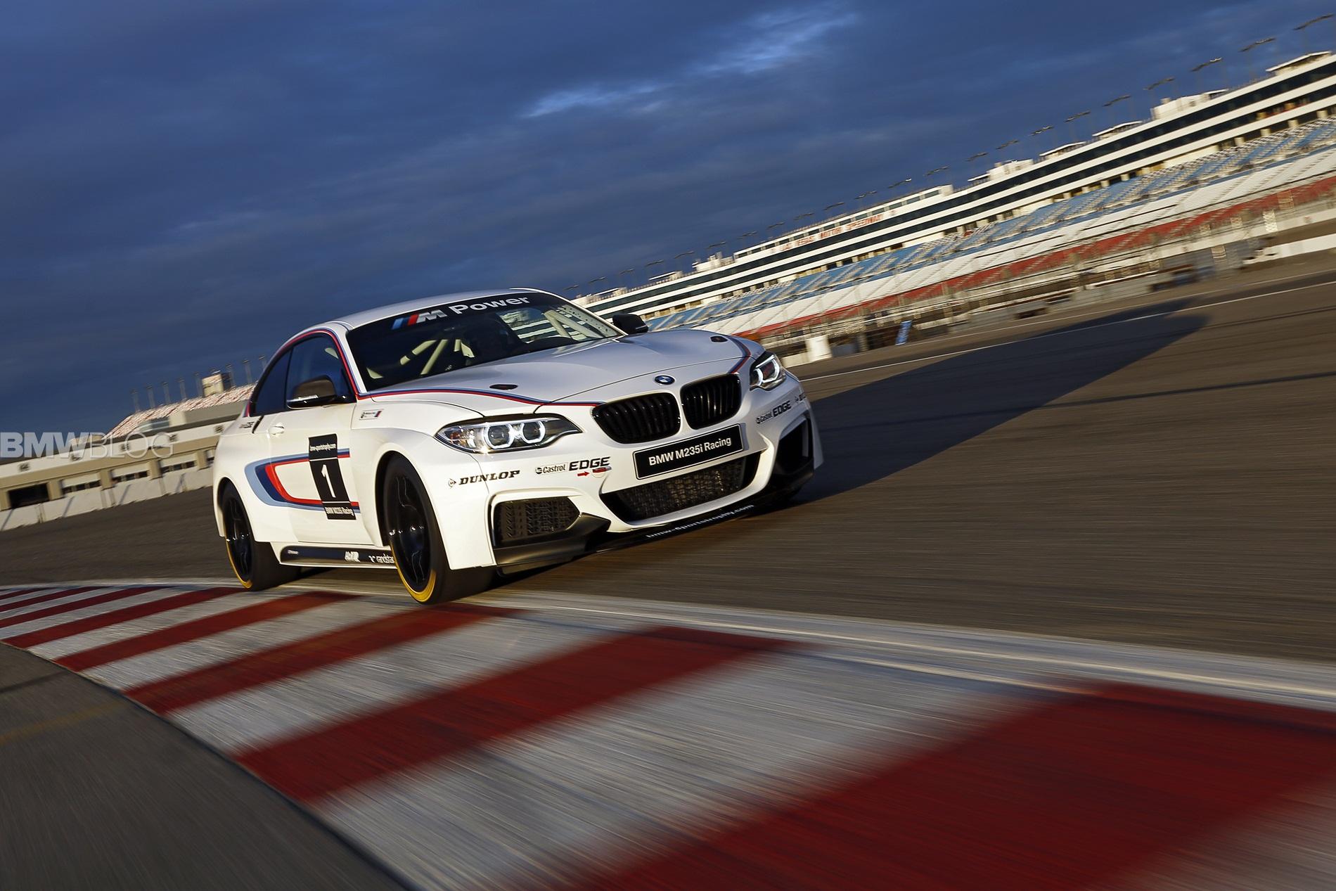 bmw m235i race car track 20