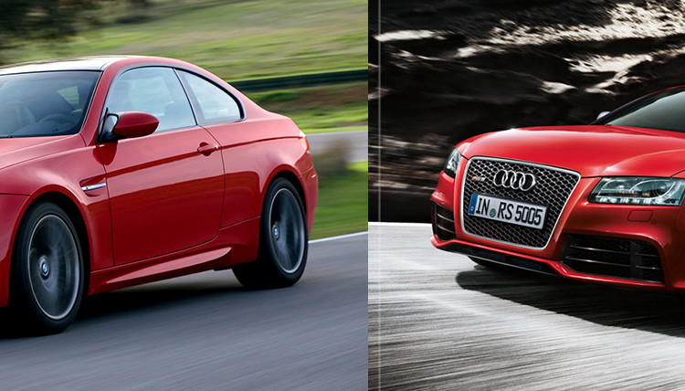 Audi RS5 vs. BMW M3 - The War Rages On