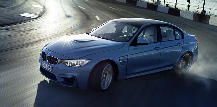 BMW M3 and BMW M4 Inside: The new M Servotronic