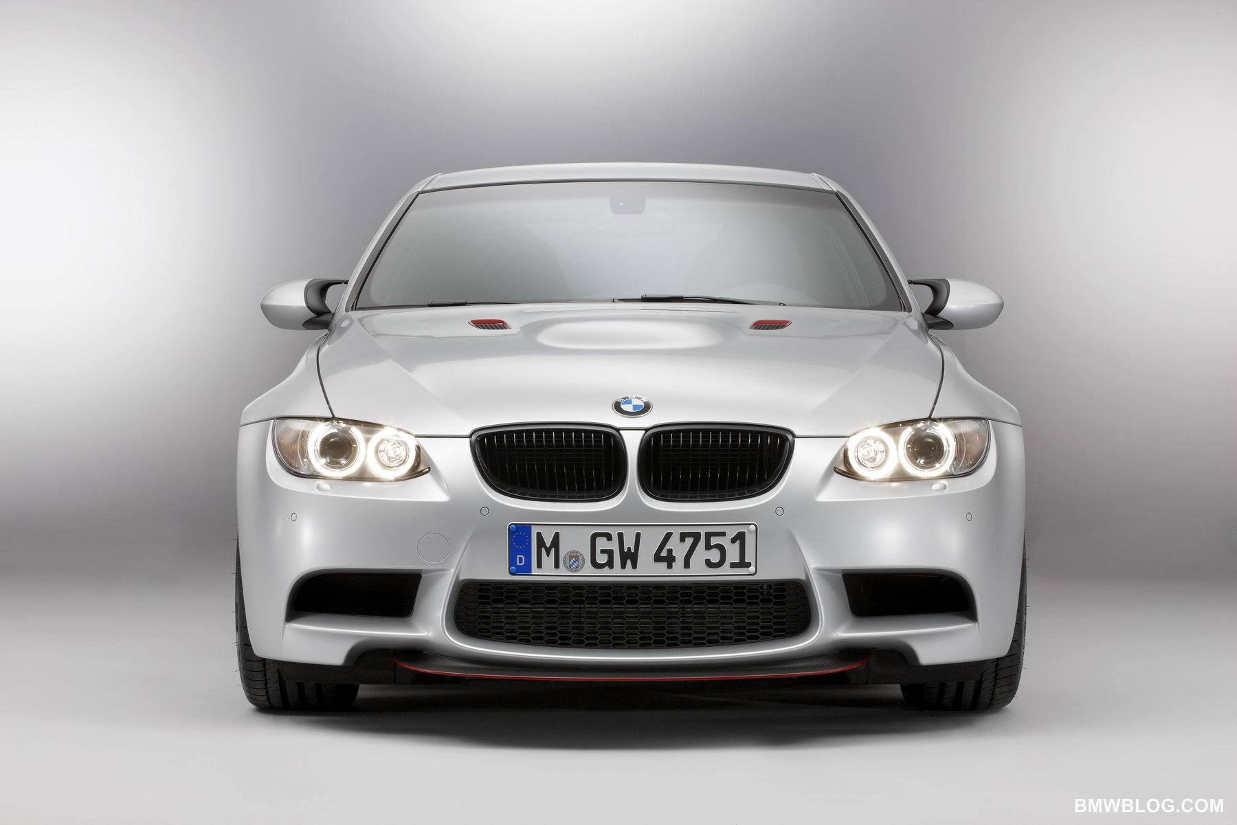 World Premiere Bmw M3 Crt Carbon Racing Technology
