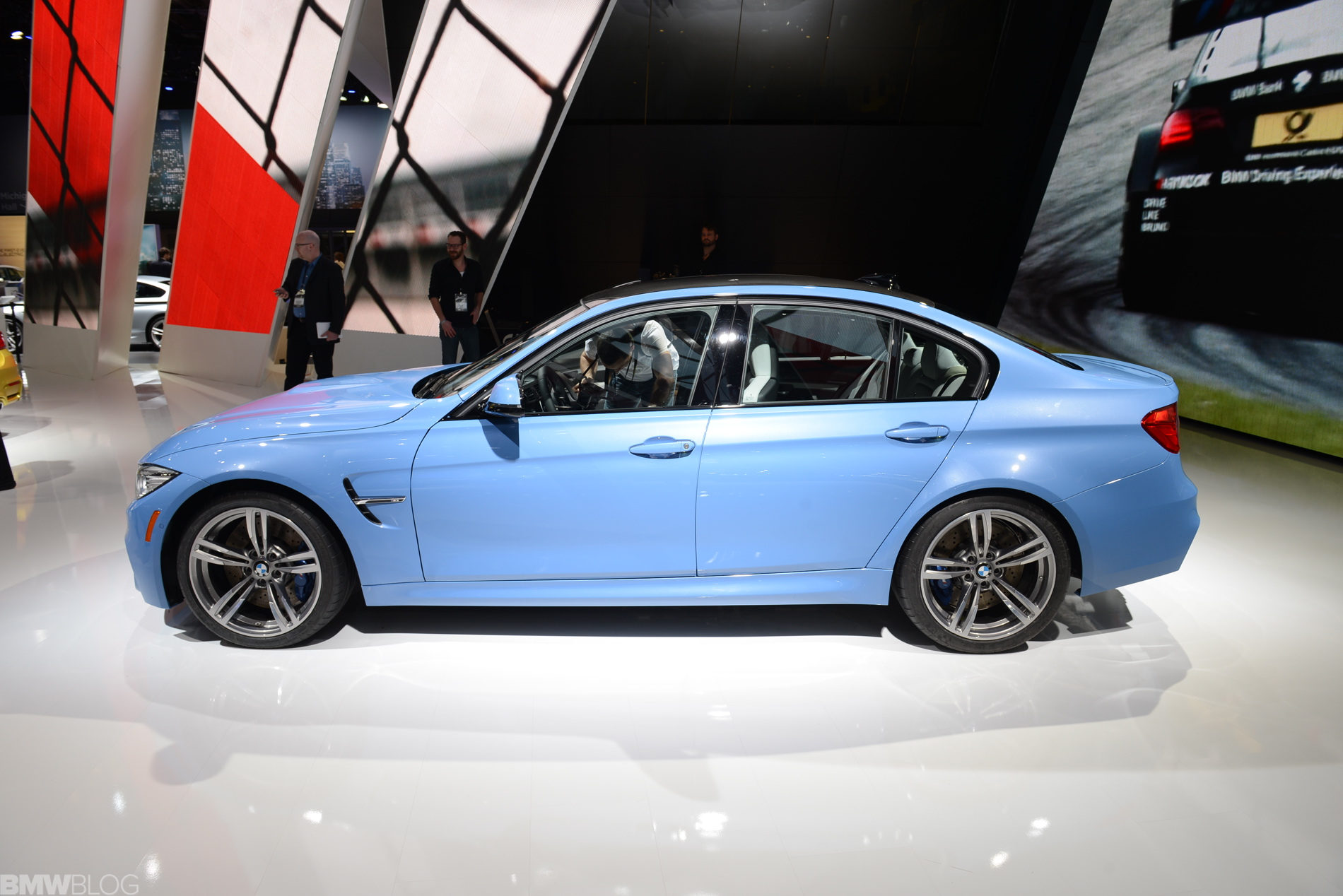 bmw m3 detroit auto show images 01