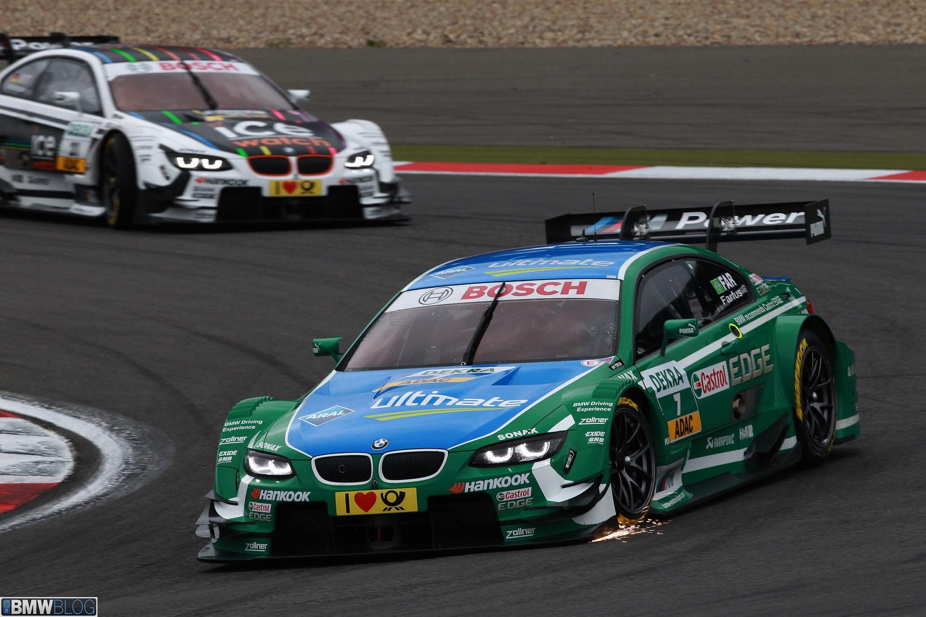 bmw m3 dtm nurburgring 09