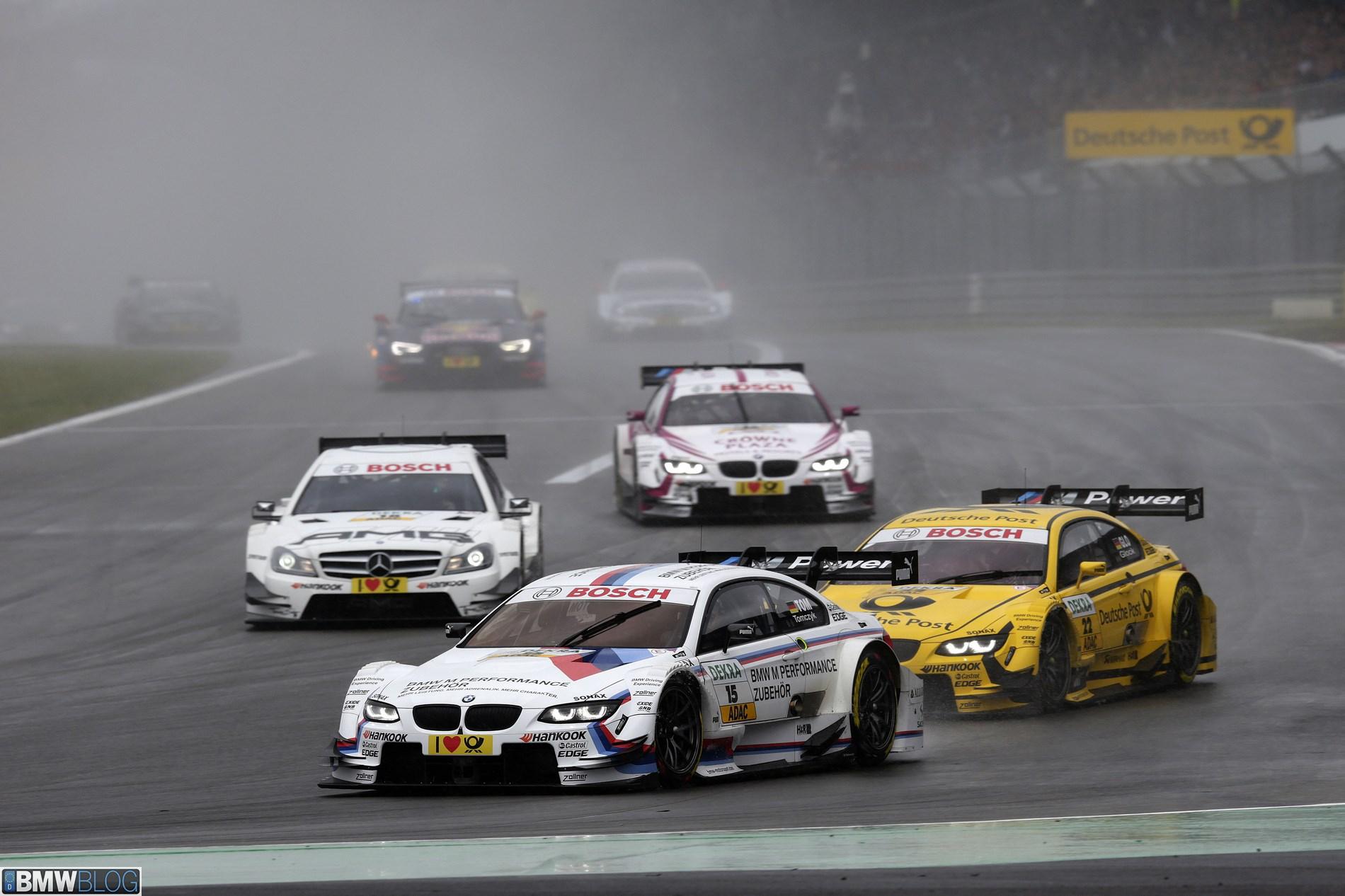bmw m3 dtm nurburgring 15