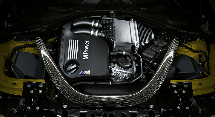 bmw m3 engine s551