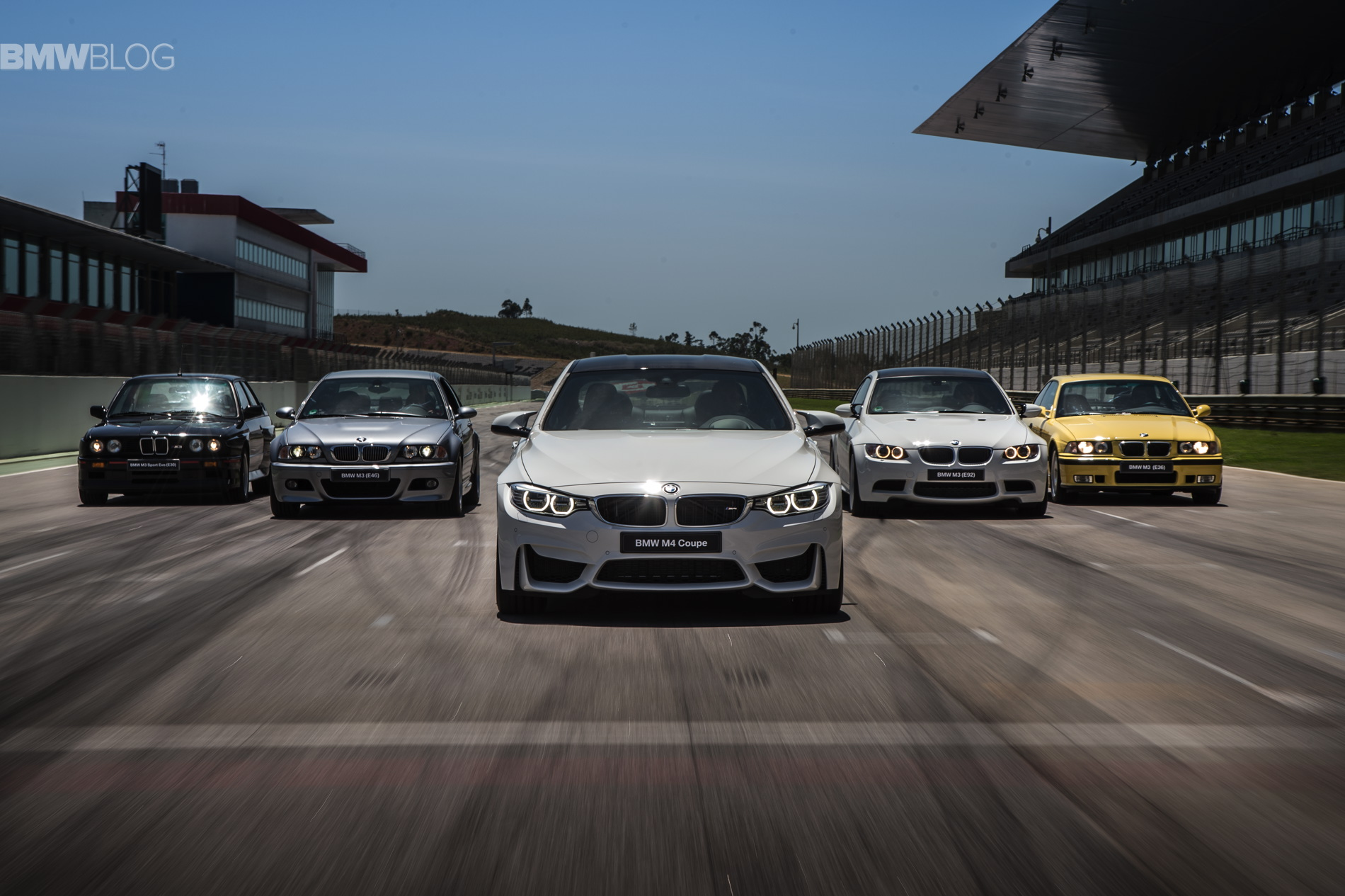 Bmw M4 M3 Generations Driven And Discussed