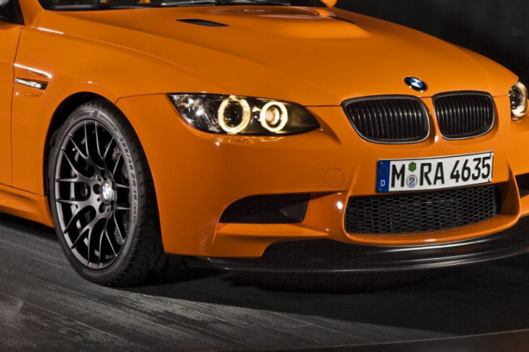 It\'s coming: 2011 BMW M3 Competition Package ZCP