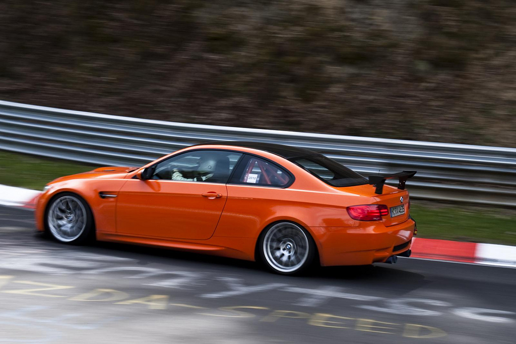 Technical Specifications Bmw M3 Gts
