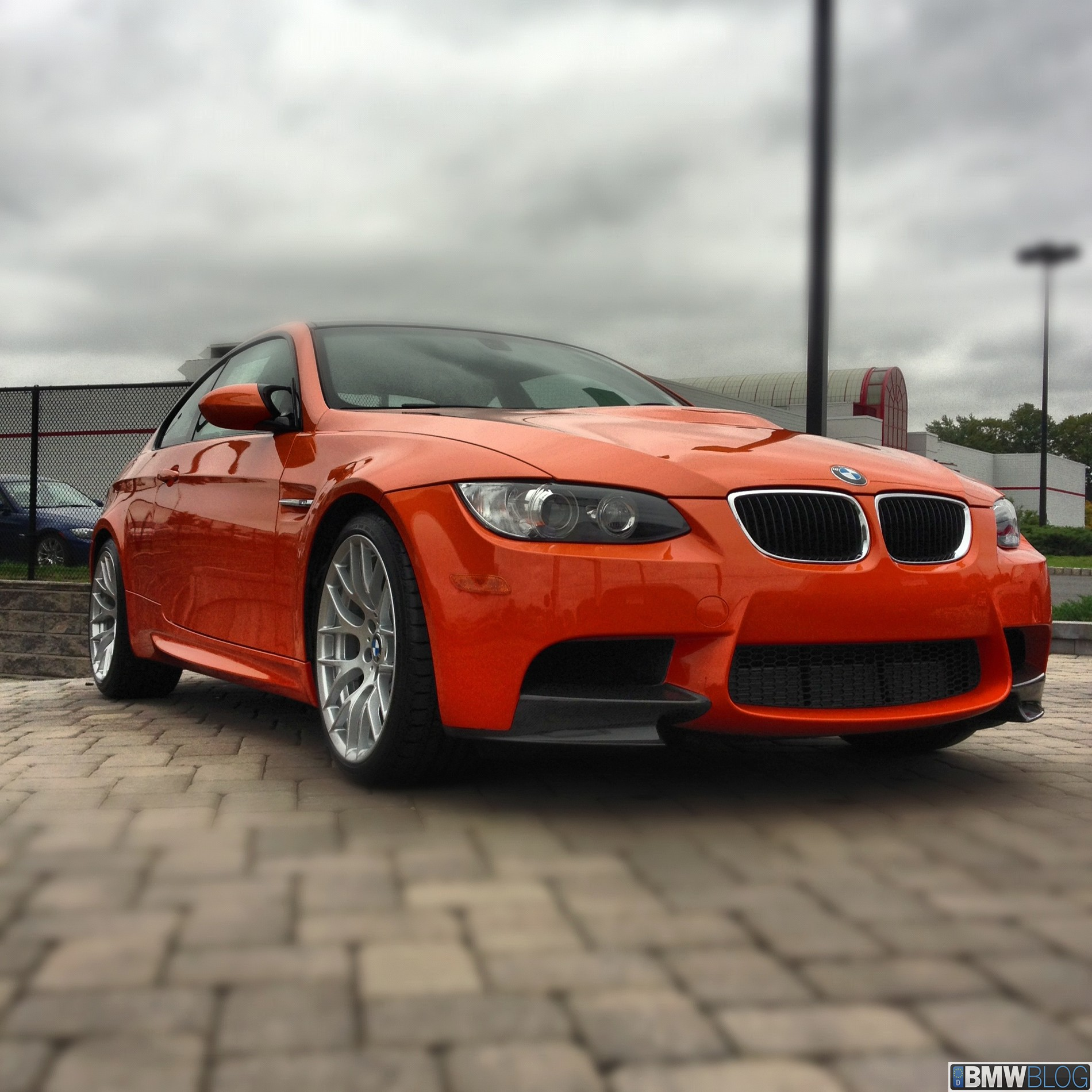 Road & Track Drives the 2013 BMW M3 Lime Rock Edition