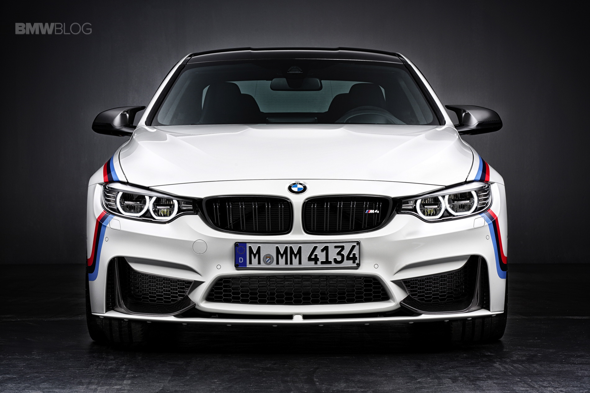 New M Performance Parts For Bmw M3 Bmw M4 Coupe And Bmw M4 Convertible
