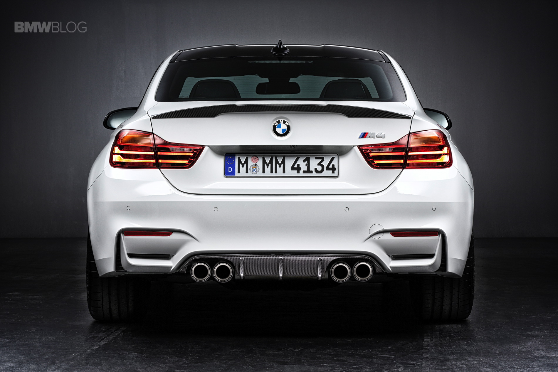 BMW 428I Convertible >> New M Performance parts for BMW M3, BMW M4 Coupe and BMW M4 Convertible