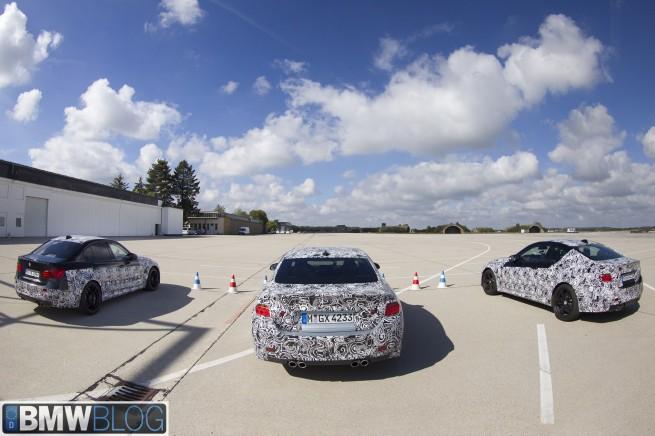 BMW M3, BMW M4, BMW M4