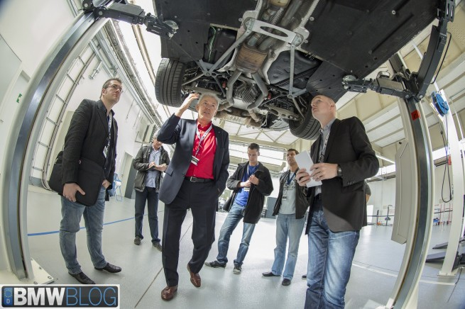 Albert Biermann, Vice President Engineering BMW M Division