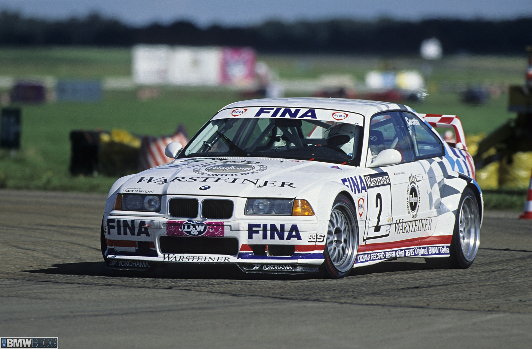 The Champion in Touring Car Racing: BMW M3