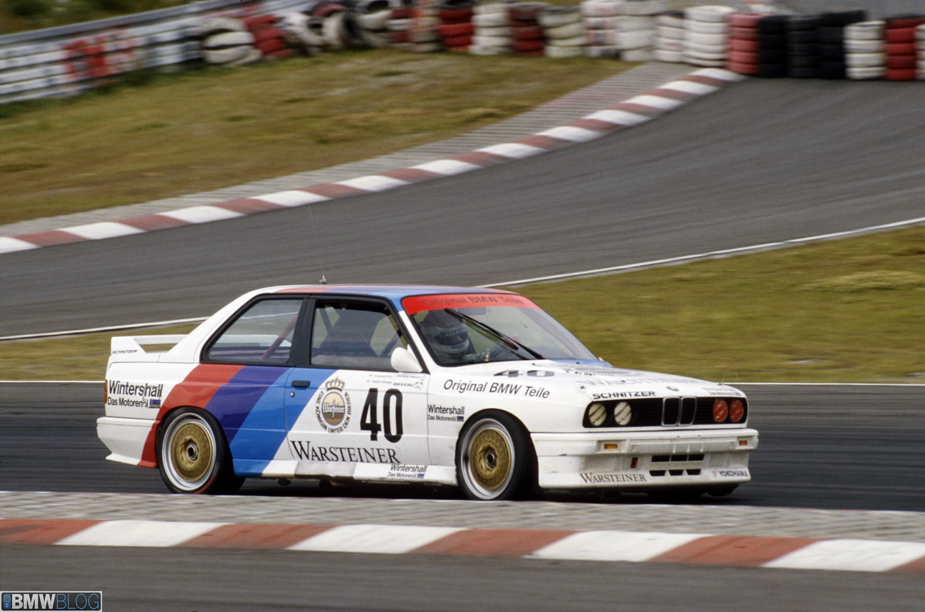 Bmw M3 Gtr Real Life >> The Champion in Touring Car Racing: BMW M3