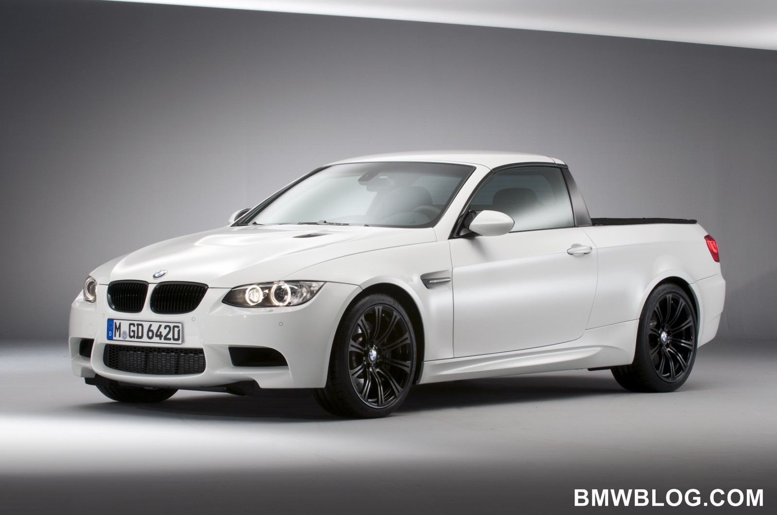Would You Buy A Bmw Pickup Truck