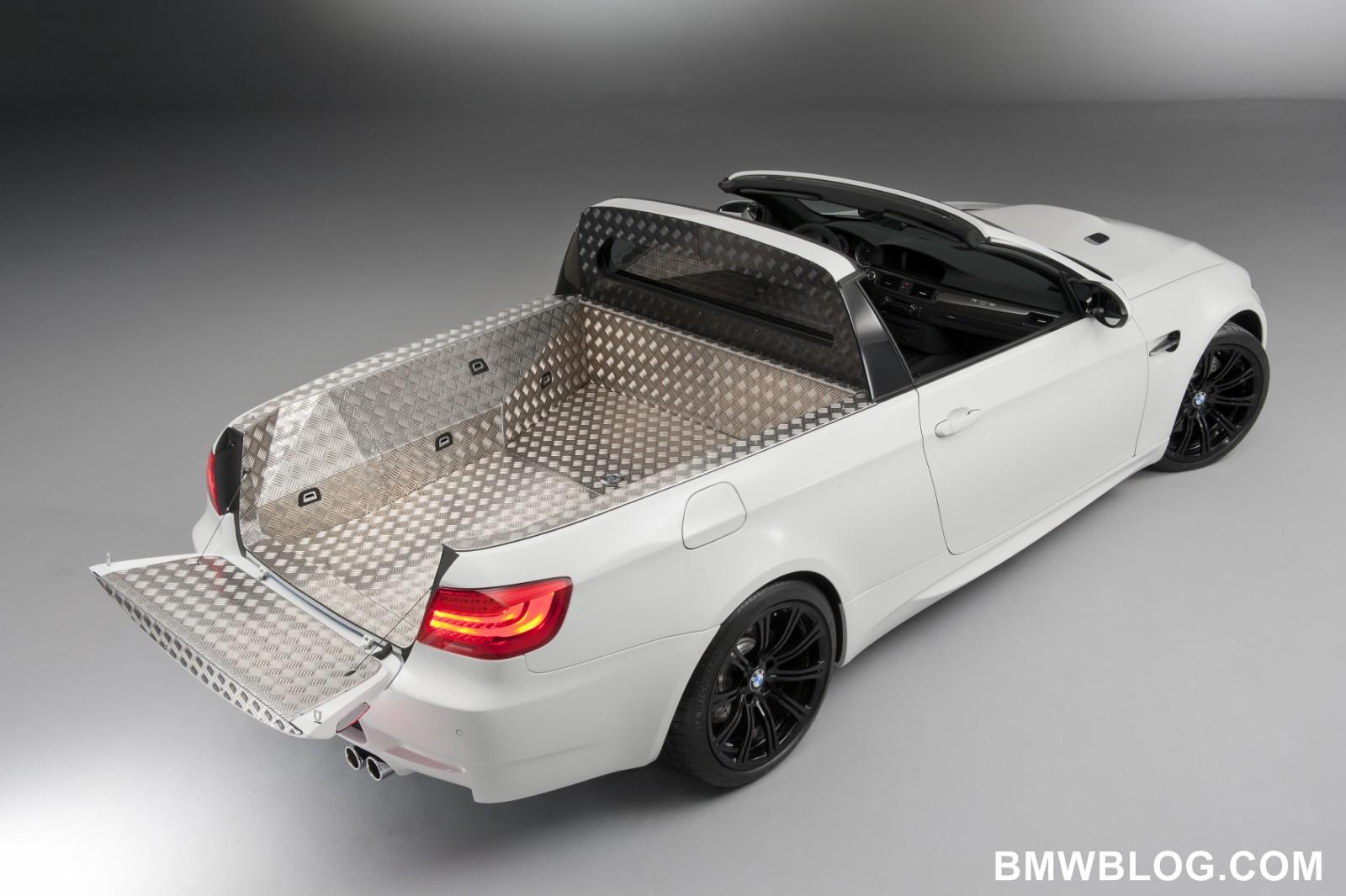 bmw m3 pickup 07