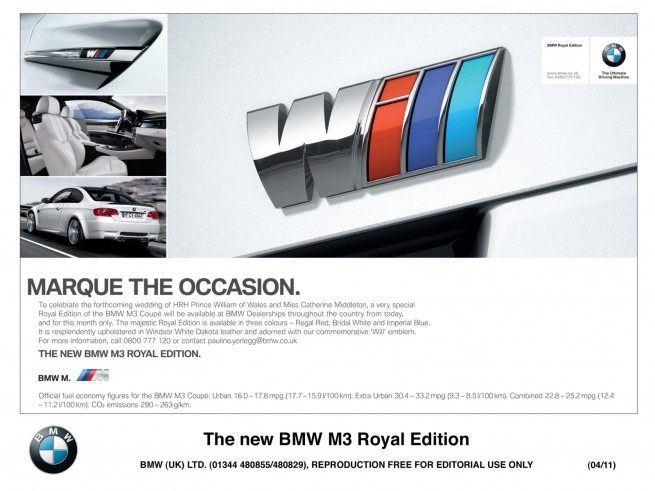 bmw m3 royal edition 655x491