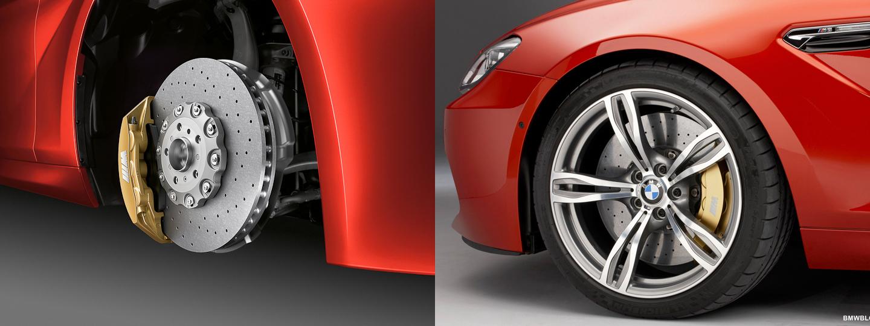 bmw m6 ceramic brakes