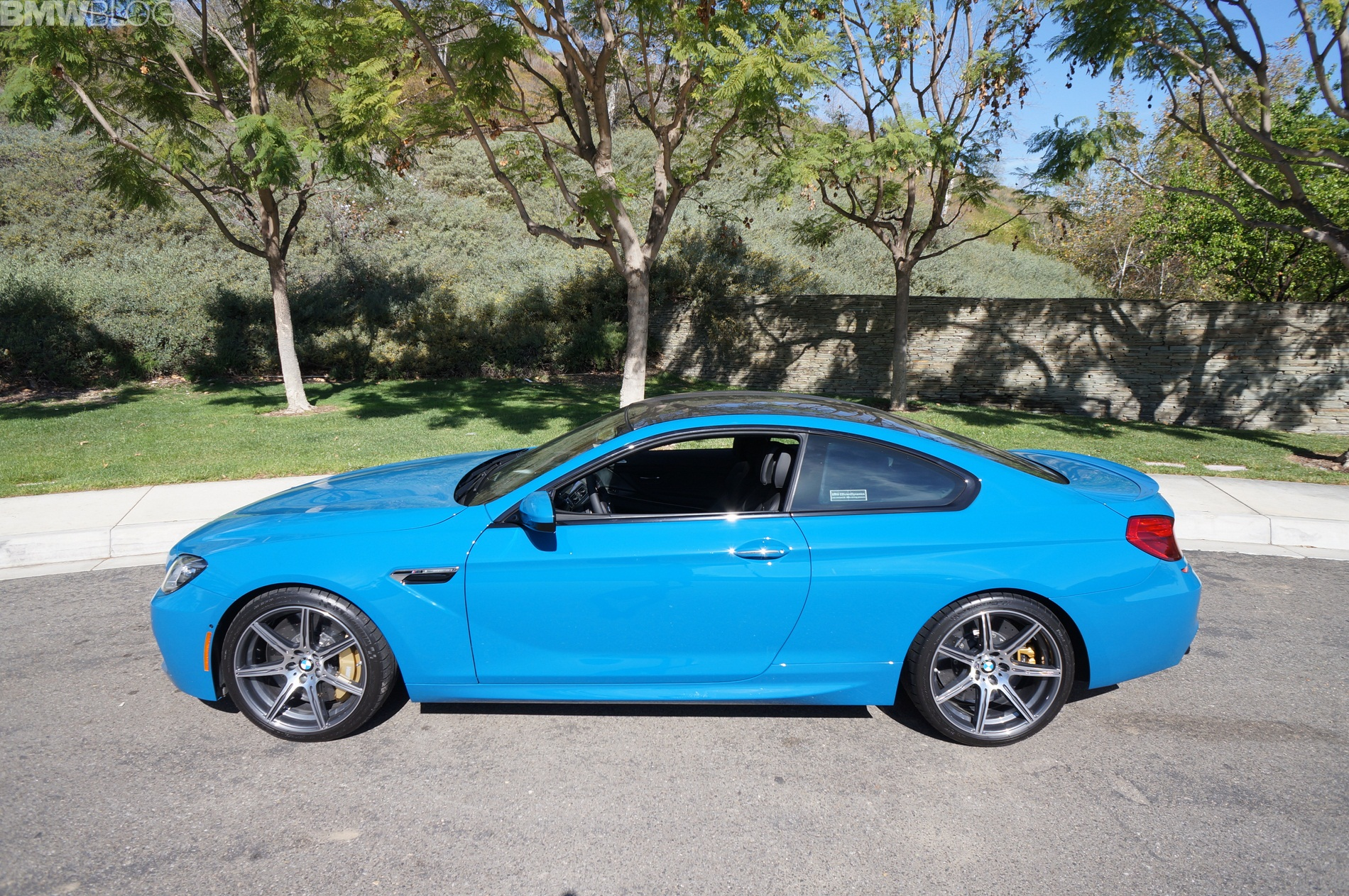 New Century BMW >> 2014 BMW M6 Coupe Competition Package in Laguna Seca Blue