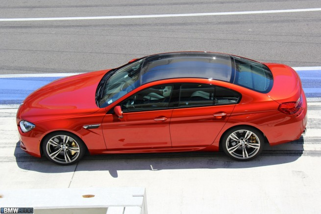 Track Review Bmw M6 Gran Coupe At Circuit Of The Americas