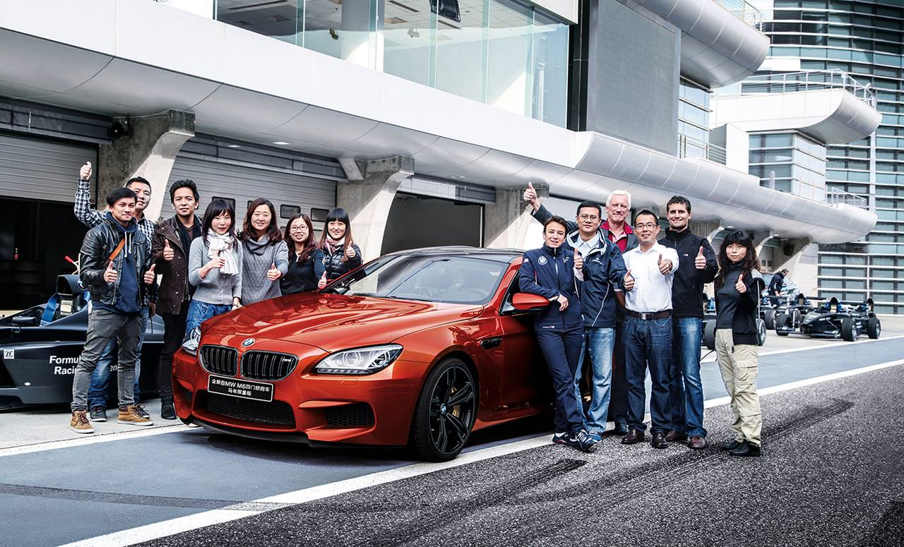 bmw m6 gran coupe horse edition 2