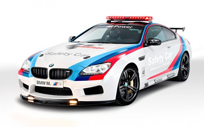 bmw m6 safety car 655x409
