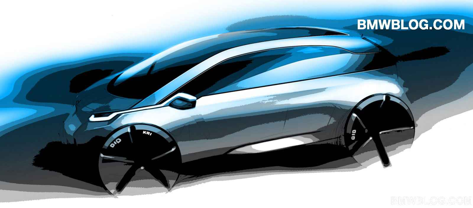 bmw megacity sketches 13