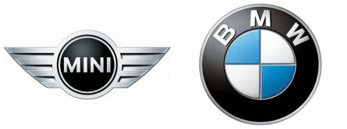 bmw mini logo 1