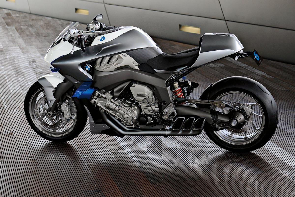 bmw motorrad concept 6 212