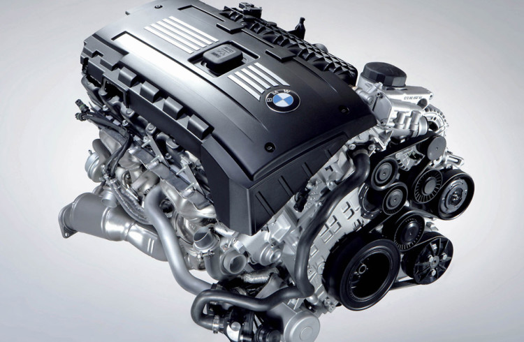 bmw n55 3 0l straight six engine 750x490