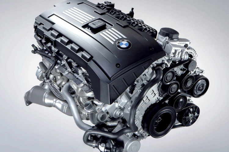 bmw n55 3 0l straight six engine 750x500