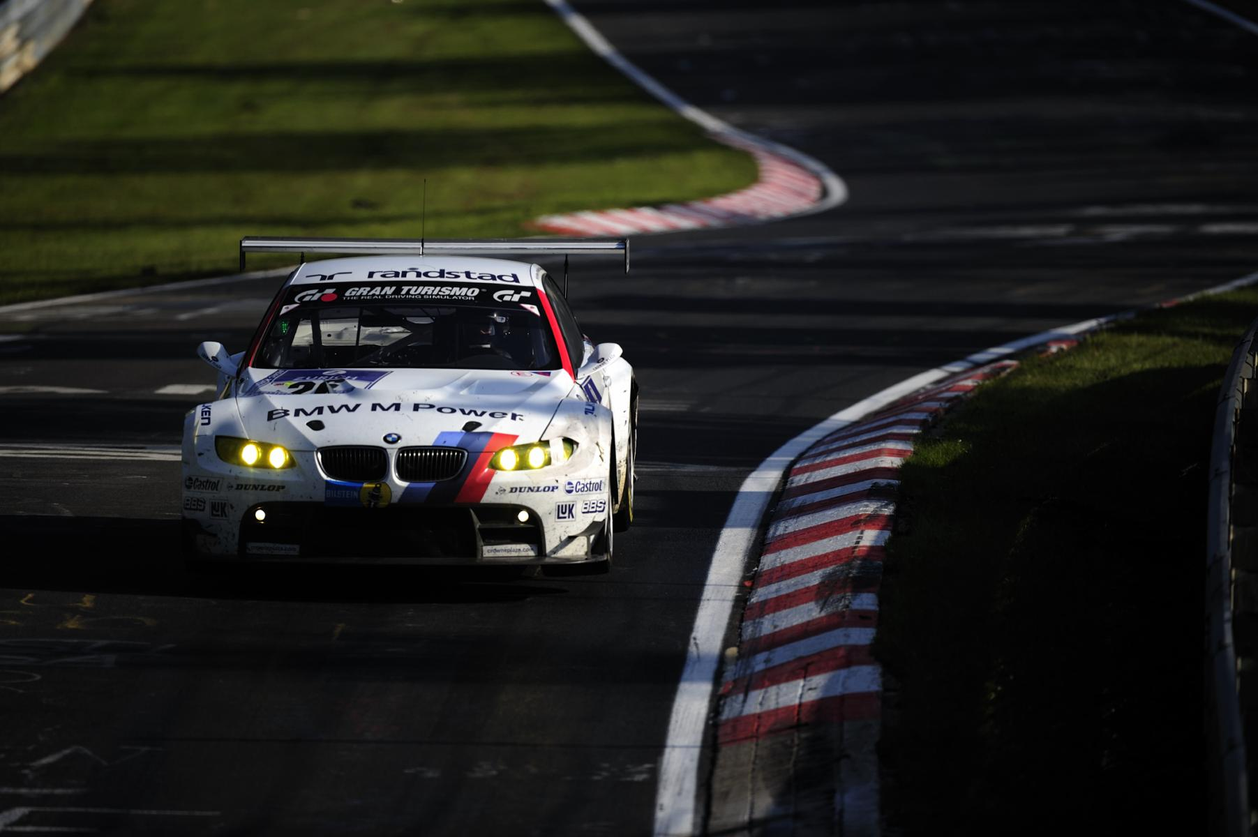 Bmw Motorsport Wins The 24 Hour Race At The N 252 Rburgring