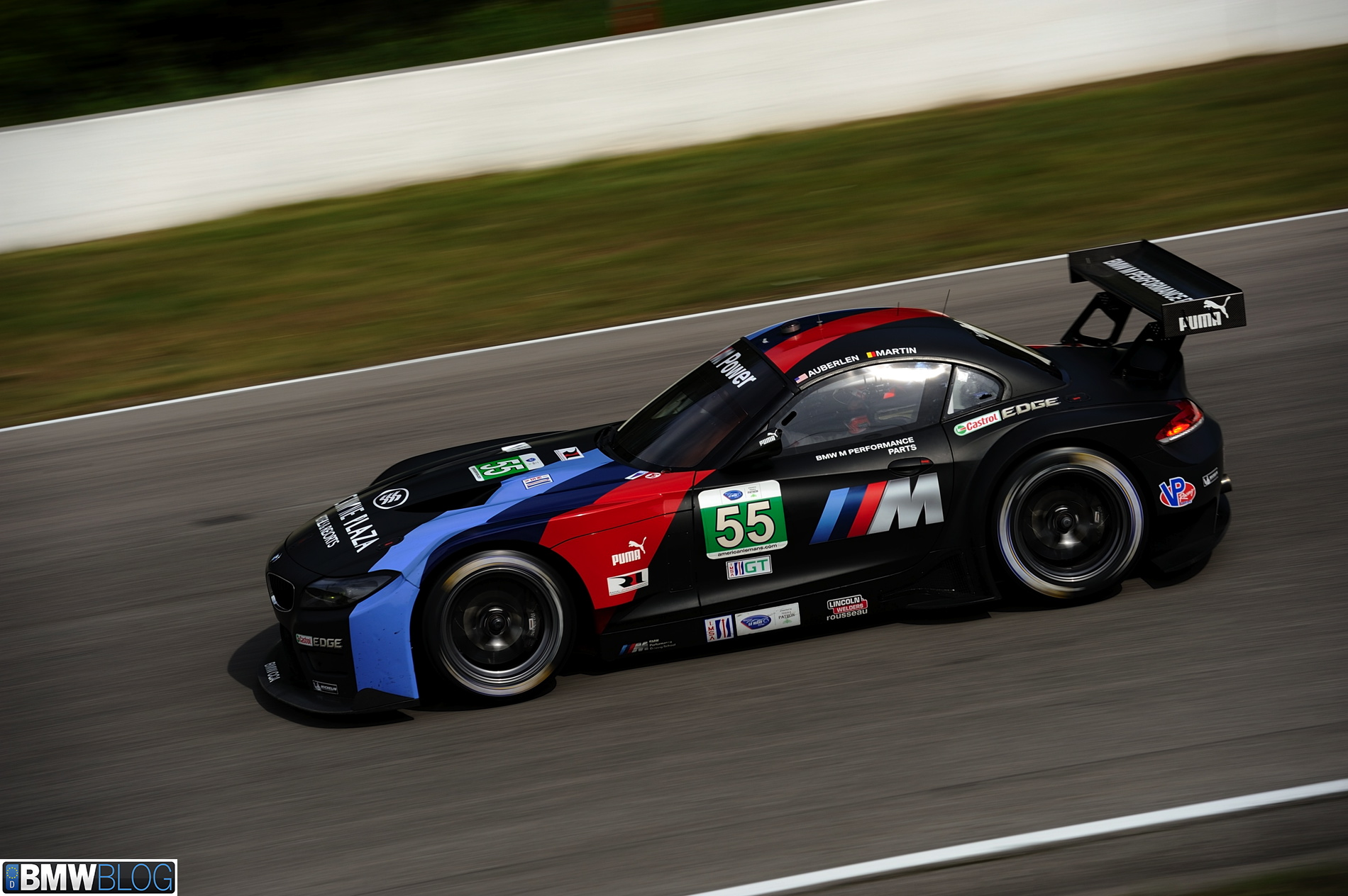 Bmw Team Rll Finishes 5th And 6th At Canadian Tire