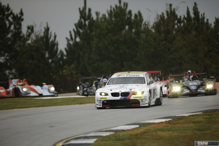 BMW Team RLL will start from third and eighth at Petit LeMans