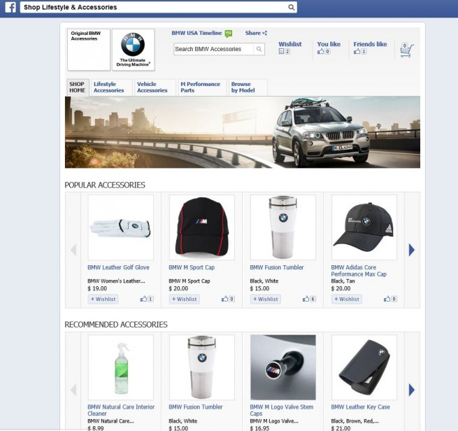 bmw shopping app 655x616